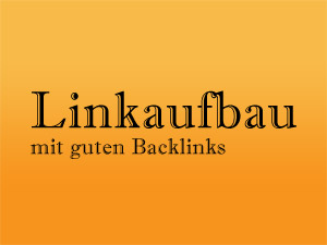 Gute Backlinks